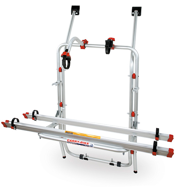 Motorhome accessories - Fiamma Carry-Bike Cycle Rack for VW T4