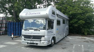 dometic demo motorhome