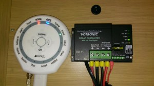avtex snipe pro control panel plus votronic mppt regulator