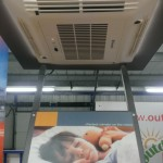 Dometic Freshjet Working Demo in Store