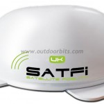 SatFi satellite Dome First Thoughts