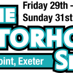Westpoint Arena Exeter Motorhome Show