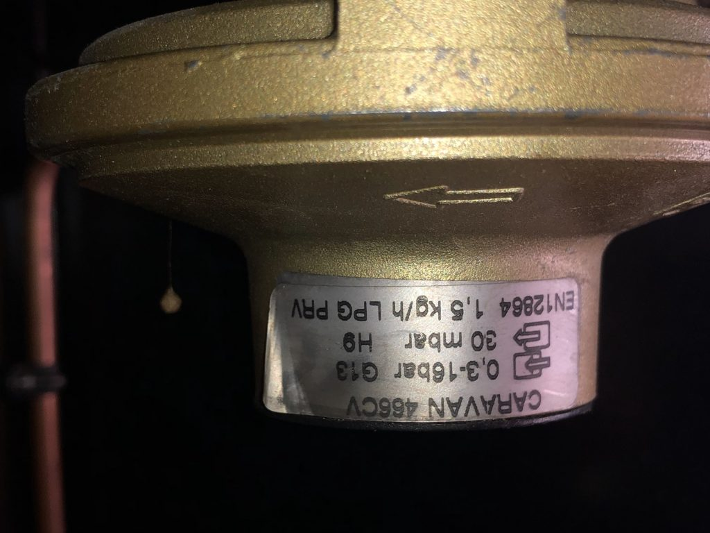 Are my LPG Hose and Regulator in Date ?