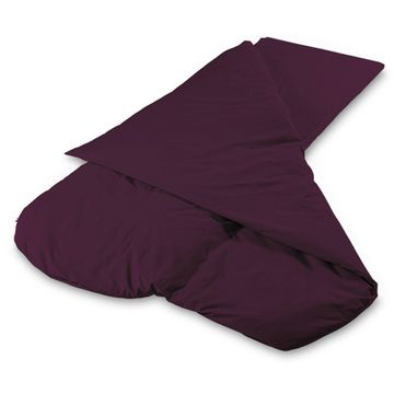 4cm Duvalay Comfort 4.5 TOG Sleeping Bag - Plum *CUSTOMER RETURN*