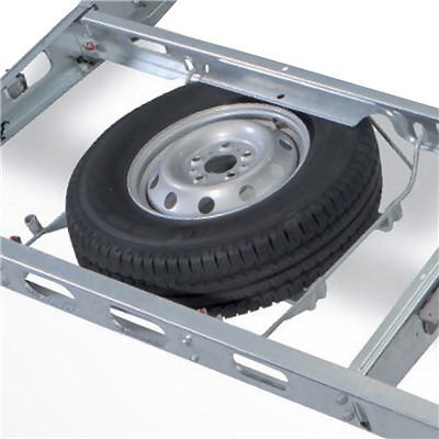 "Al-Ko 15"" Spare Wheel Carrier"