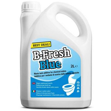B-Fresh Toilet Cleaning Fluid - Blue 2ltr