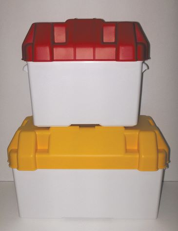 Marine Grade Battery Box - Small