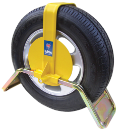 Bulldog QD12 Caravanclamp Wheelclamp