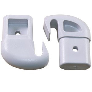 Bunk Ladder Hooks - Pair