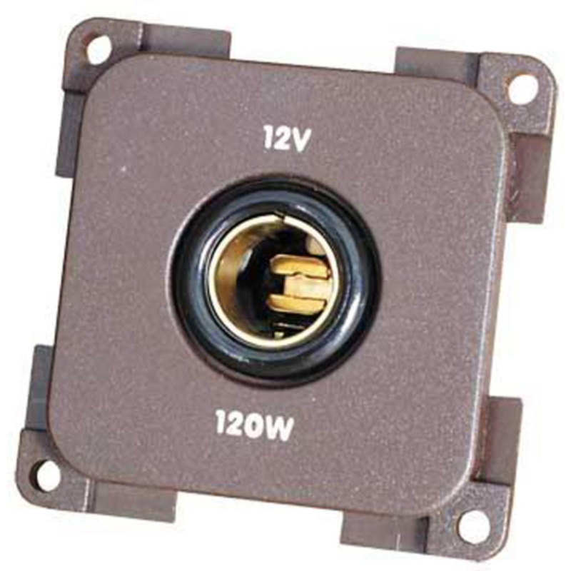 CBE 12V Socket Grey