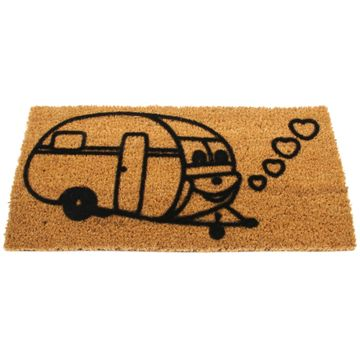 Caravan Entrance Door Mat - 25 x 50cm