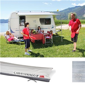 Caravanstore 410 XL Royal Blue Awning