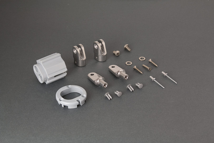 Caravanstore L/H Knuckle Kit 2013