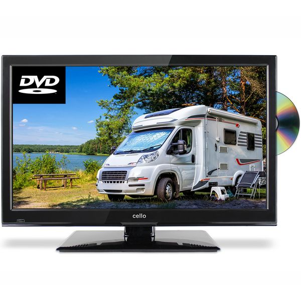 Cello 22' LED TV / DVD Traveller