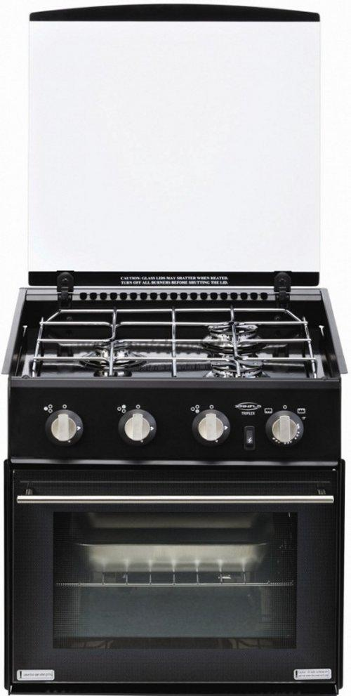 Spinflo Triplex Hob Grill Combination