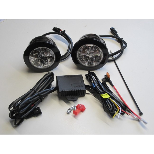 Daytime Running Light Kit - LED x290 2014 Onward
