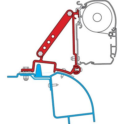 Fiamma Awning Bracket for Renault Master 1998 onwards
