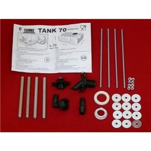 Fiamma 70LT Water Tank Installation Kit
