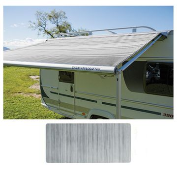 Fiamma Caravanstore ZIP  XL 550cm Royal Grey - Awning Only