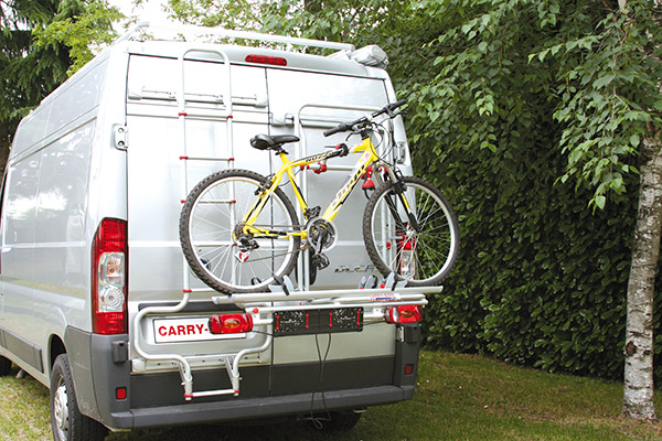 Fiamma Carry-Bike Cycle Rack CB200DJ June 2006 onwards