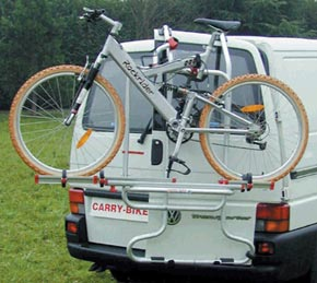 Fiamma Carry-Bike Cycle Rack for VW T4D 2 Door