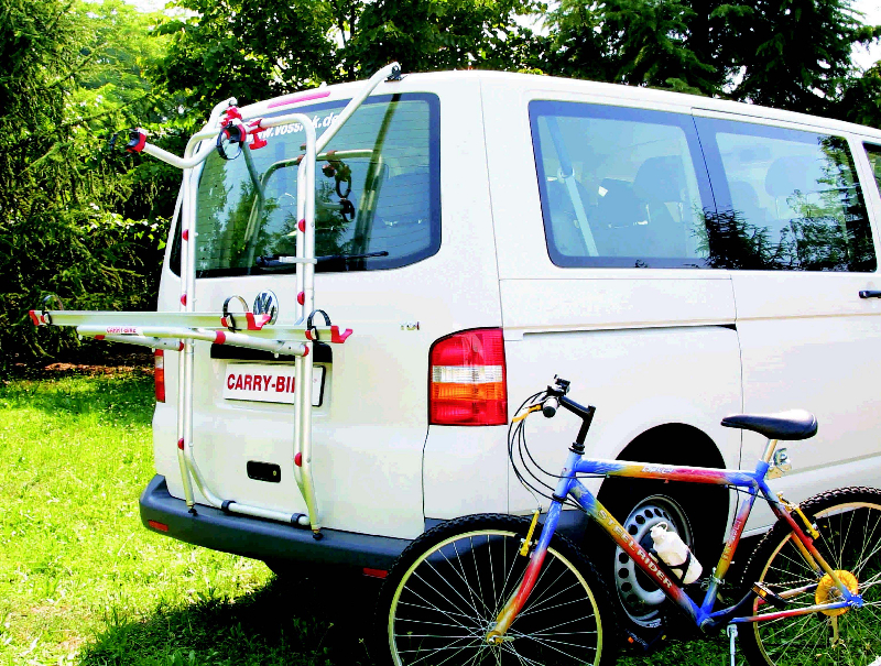 Fiamma Carry-Bike Cycle Rack for VW T5