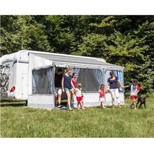 Fiamma F45S 350 Royal Blue Awning
