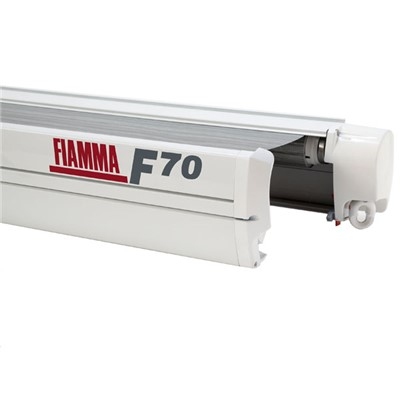Fiamma F70 400 Awning Royal Grey Titanium