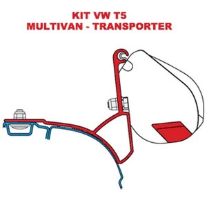 Fiamma Kit VW T5 Multivan Transporter UK
