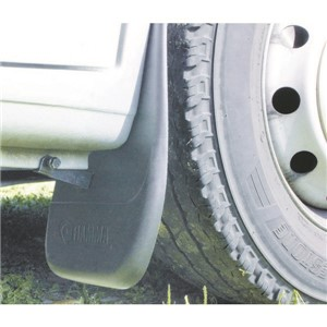 Fiamma Mud Flaps Front Pair - 2007 Onward