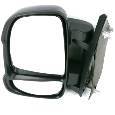 Fiat Ducato Boxer Relay LH Short Arm Electric Wing Mirror 2006-2014