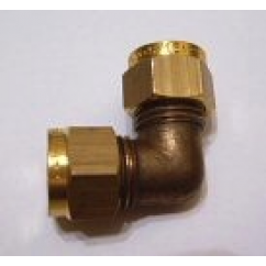 Elbow Union Compression Fitting (8mm)