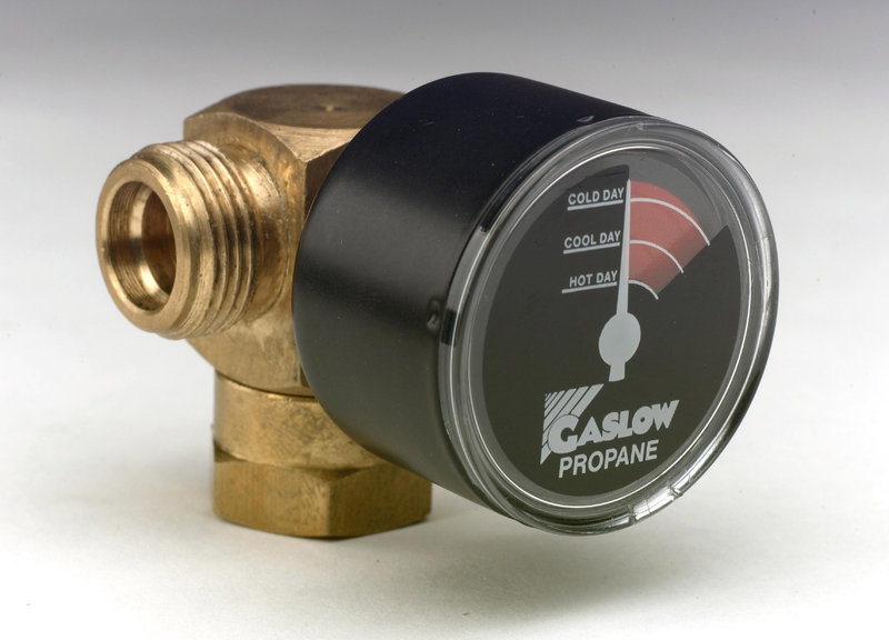 Gaslow W20 Adaptor Gauge for 30mbar Regulator