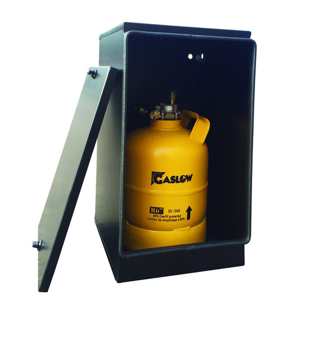 11Kg Gas Locker Single Cylinder