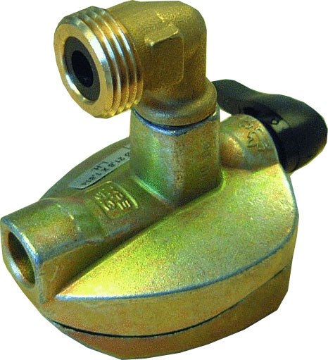 Gaslow 27mm clip-on regulator LeCube to 21.8 LH 01-1673-T
