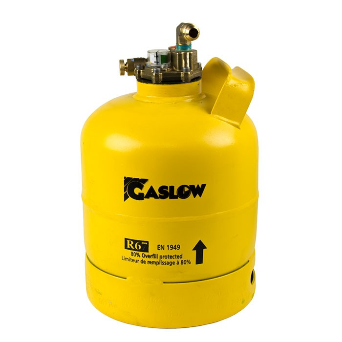 Gaslow R67 2.7KG Refillable Cylinder No.1
