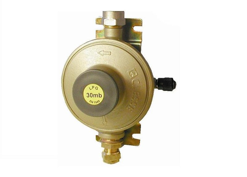 Gaslow Clesse 30mb Regulator 01-1780 (10mm)