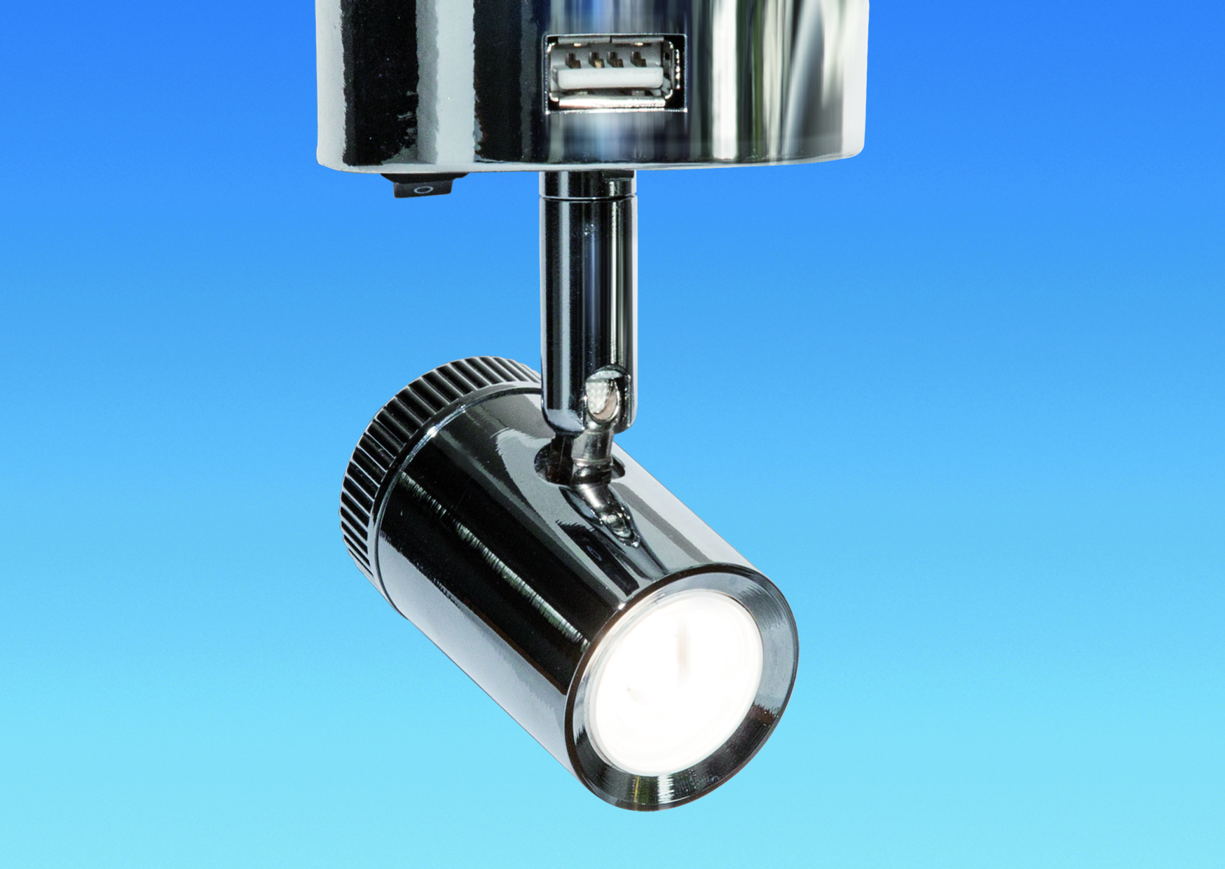 Mensa SMD Dimming Spotlight with USB Port