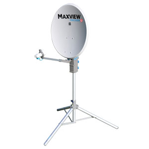 Maxview Precision ID 65cm Satellite System