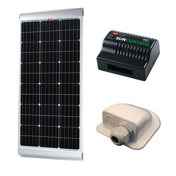 NDS 120W Solar Panel Kit