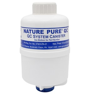 Nature Pure QC Canister RS1QC