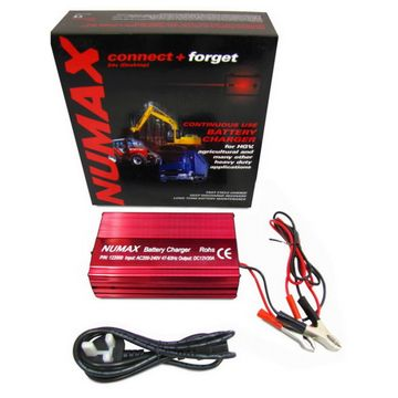 Numax 12V 20A Battery Charger