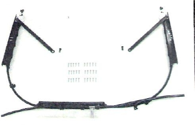 Remis Lifting Mechanism for Vario II Rooflight 900x600mm