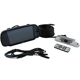 Vision Plus Ranger 420 Slimline Camera Mirror Mounted Display Reversing Camera