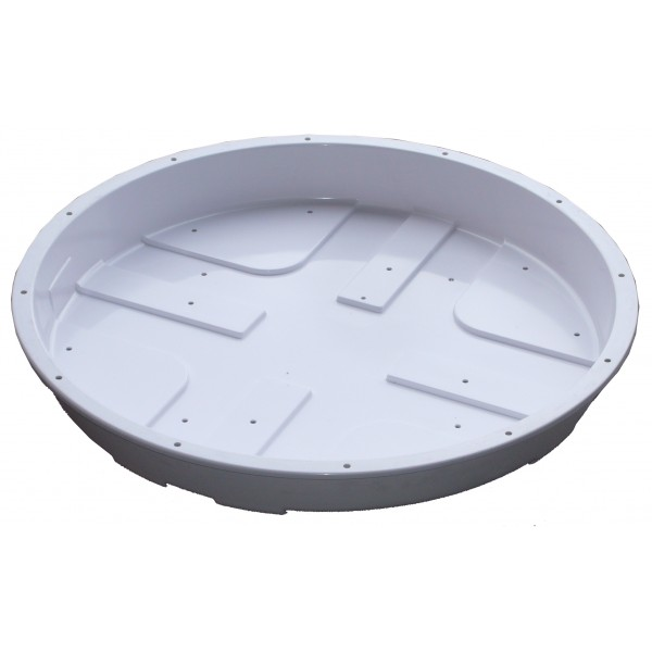 RoadPro Sat-Dome / Camos Replacement Base