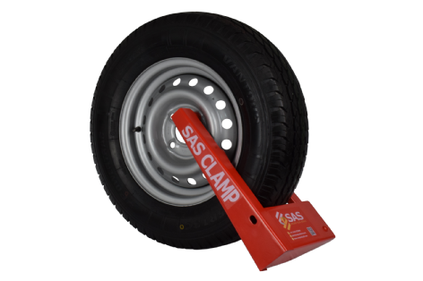 SAS HD1 Original Wheelclamp