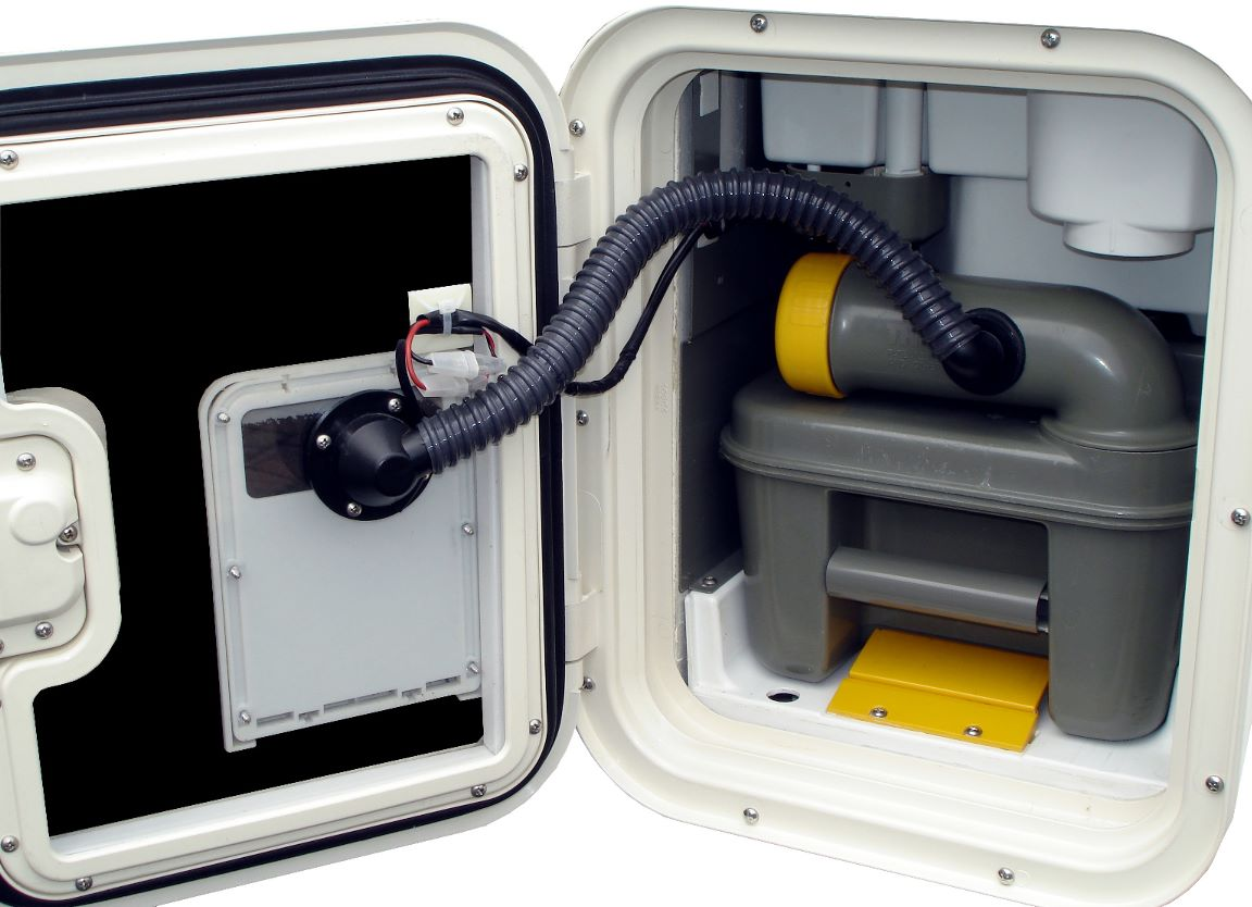 SOG System Kits for Motorhomes/Caravans Type A