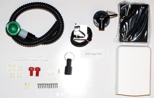 sog type b kit contents