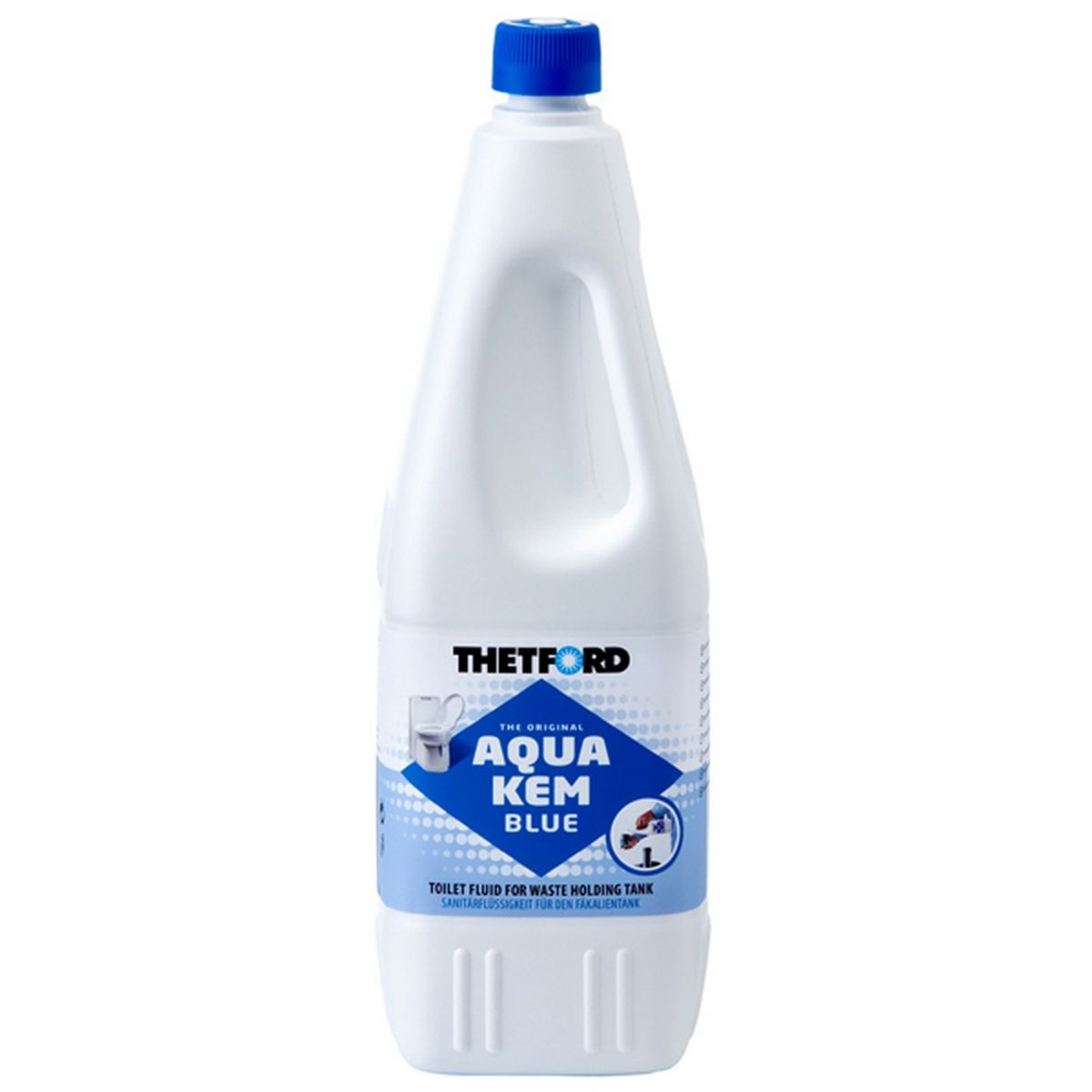 Aqua Kem Blue 2 Litre Bottle toilet chemicals