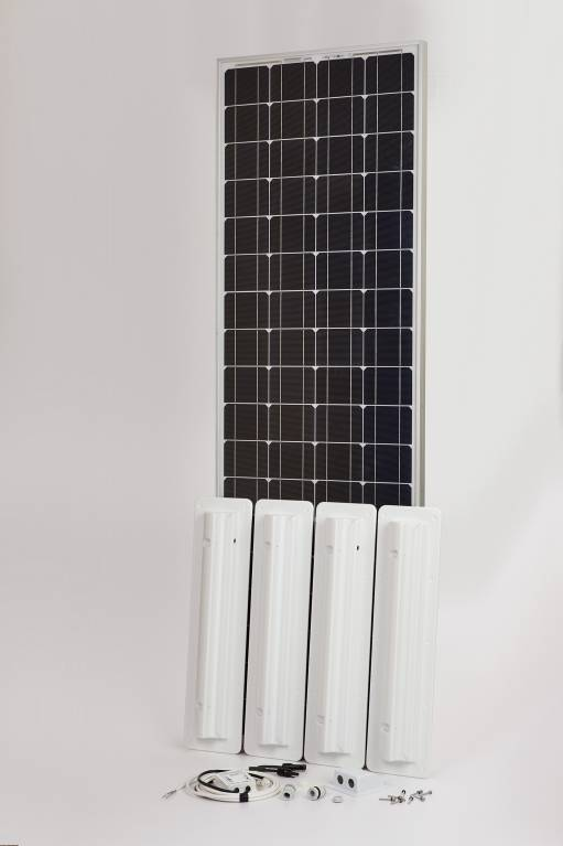 Sargent 120watt Solar Panel Kit Solar120kit Buy Securely